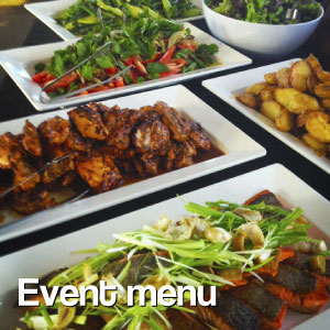 Events Menu